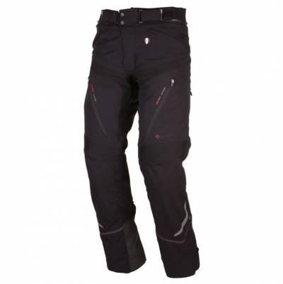 Modeka Textilhose Chekker, schwarz