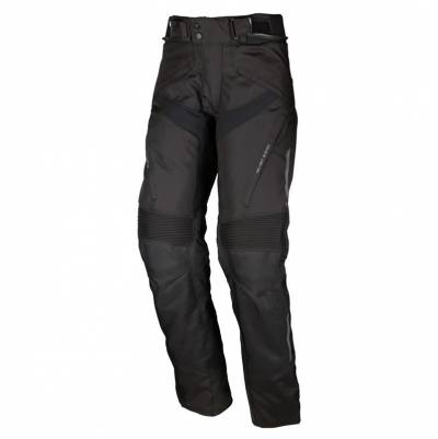 Modeka Textilhose Clonic, schwarz