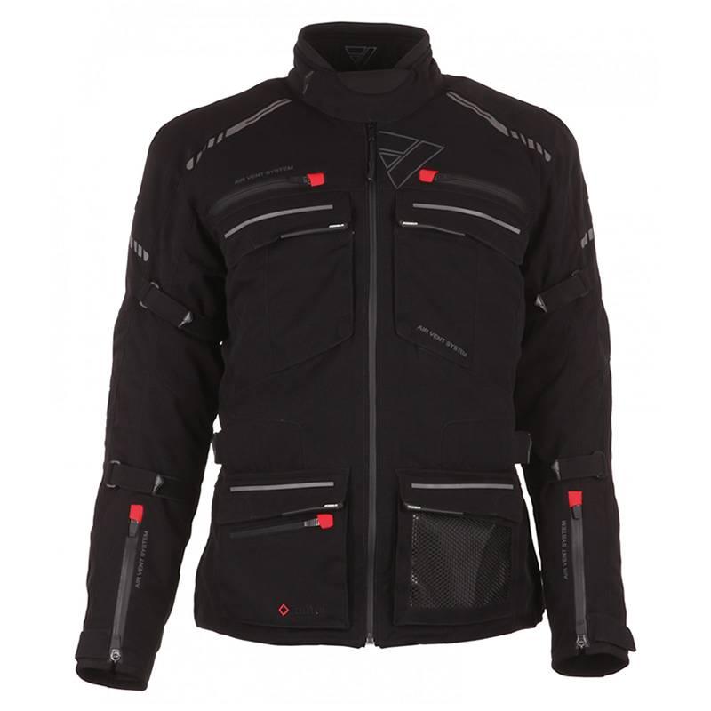 Modeka Textiljacke Tacoma schwarz