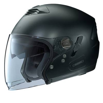 Nolan B-Ware Helm N43E Classic, schwarz-matt