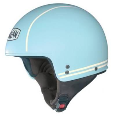 Nolan B-Ware N30 Pinball, blau-weiß