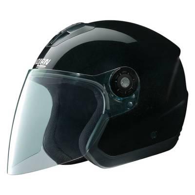 Nolan Helm N42E Classic, schwarz