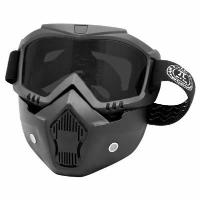 PI Wear Brillenmaske Invase, smoke