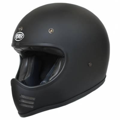 Premier Helm Trophy MX U9 BM, schwarz-matt