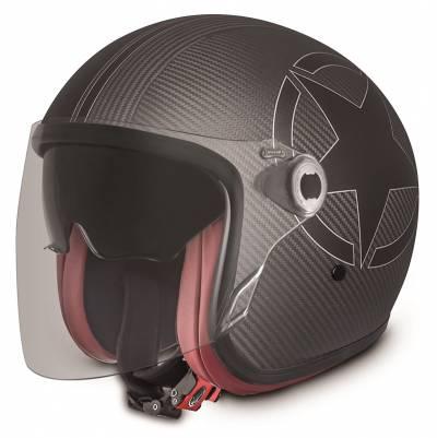 Premier Helm Vangarde Star Carbon BM, Carbon schwarz matt