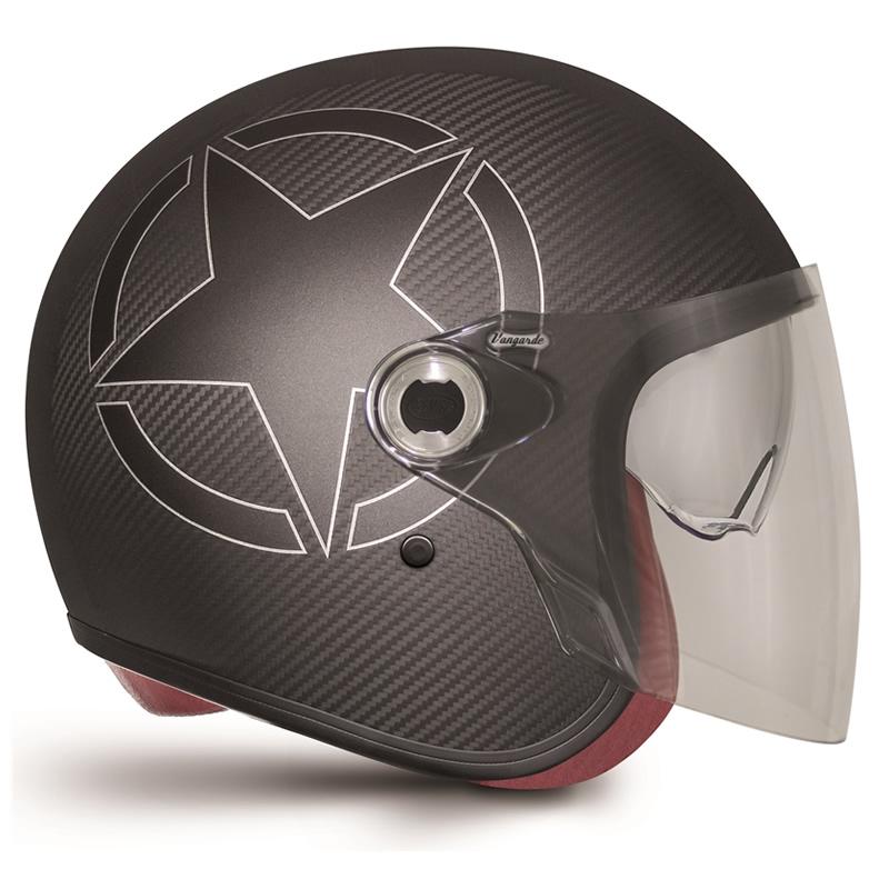 premier helm vangarde star carbon bm carbon schwarz matt. Black Bedroom Furniture Sets. Home Design Ideas