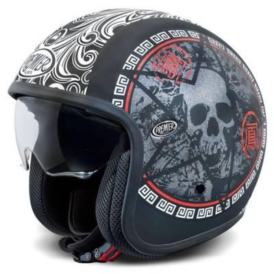 Premier Helm Vintage Skull SK9