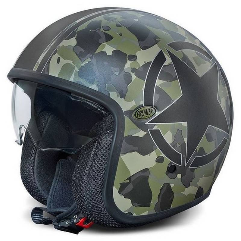 Premier Helm Vintage Star Camouflage