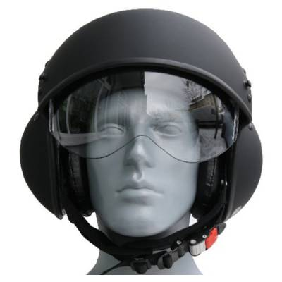 Redbike Helm RB850 Pilotenhelm