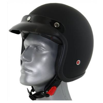 Redbike Jethelm RB 760 schwarz-matt