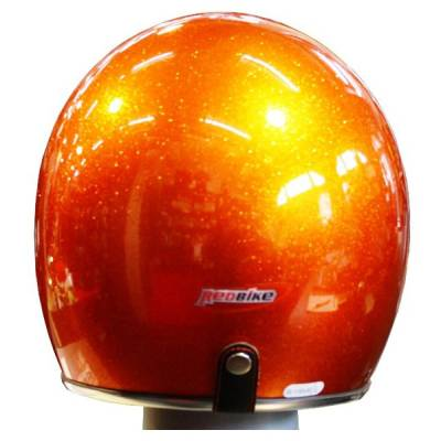 Redbike Jethelm RB 765, orange metallic