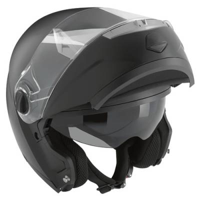 ROCC 630 Klapphelm, schwarz-matt