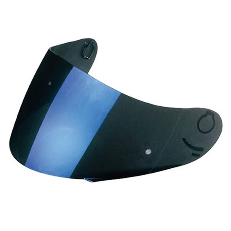 ROCC Visier, blau verspiegelt