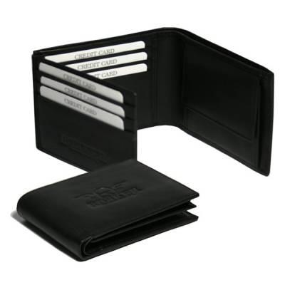 ROKKER Geldbeutel Traveler Wallet schwarz