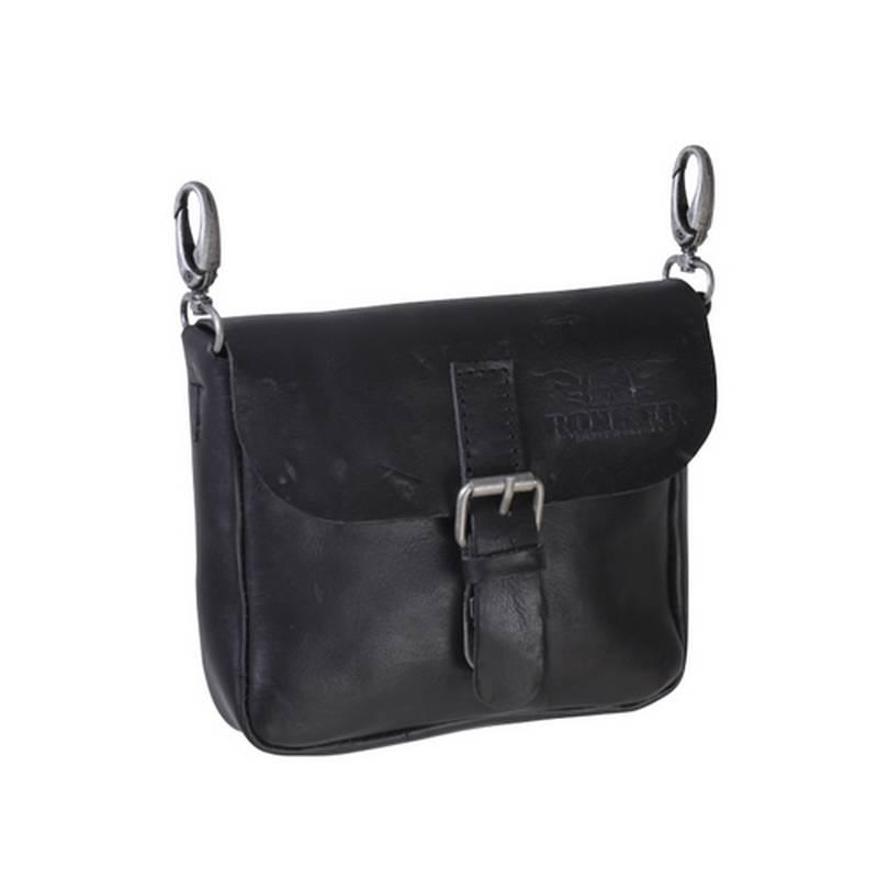 ROKKER Gürteltasche Belt Bag, schwarz