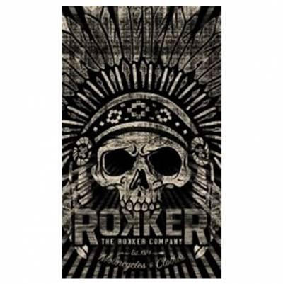 ROKKER Halswärmer Tubes, Indian Bonnet