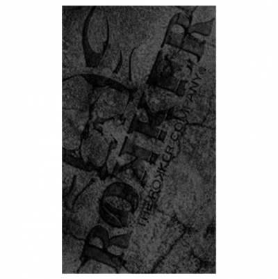 ROKKER Halswärmer Tubes, Logo Stone Dark