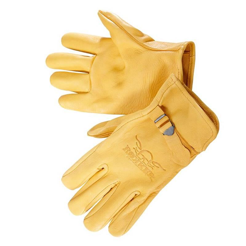 ROKKER Handschuhe California Light, natur gelb