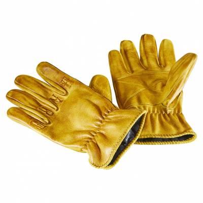 ROKKER Handschuhe Ride Hard, gelb