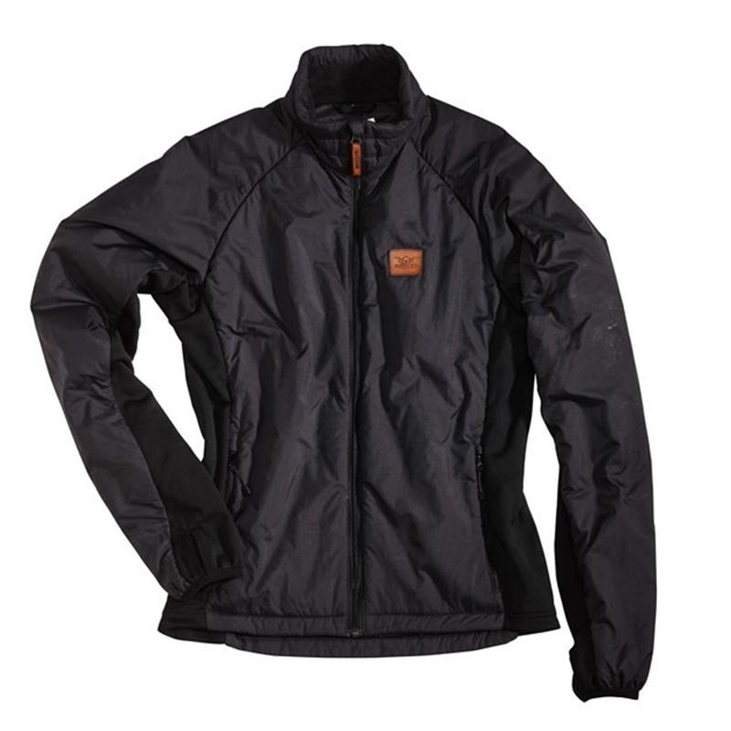 ROKKER Jacke Insulation, schwarz
