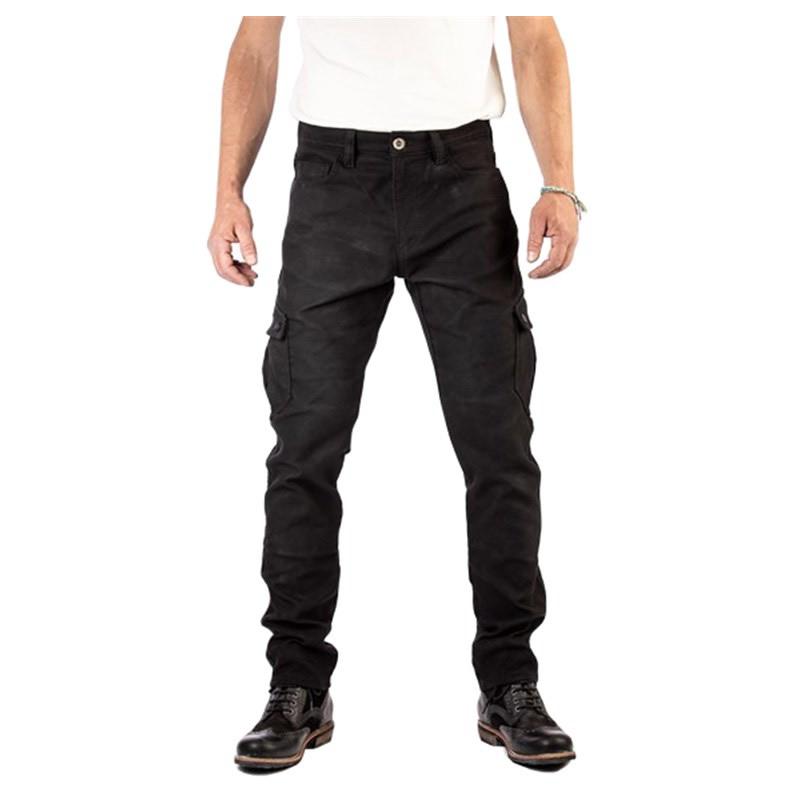 ROKKER Jeans Black Jack Slim L32, schwarz