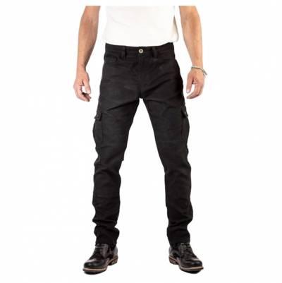 ROKKER Jeans Black Jack Slim L34, schwarz