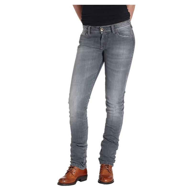 ROKKER Jeans Donna Grey L32