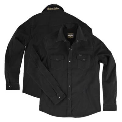 ROKKER Jeans Hemd Black Jack Rider