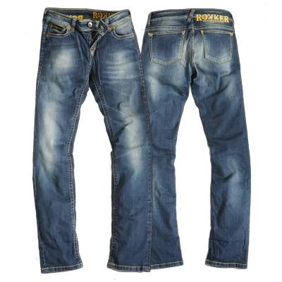 ROKKER Jeans Hose The Diva. L32