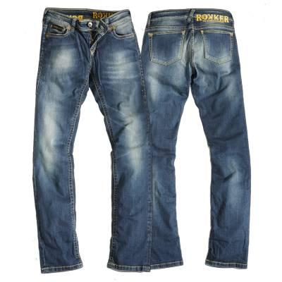 ROKKER Jeans Hose The Diva, L34
