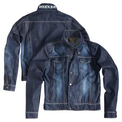 ROKKER Jeans Jacke Revolution