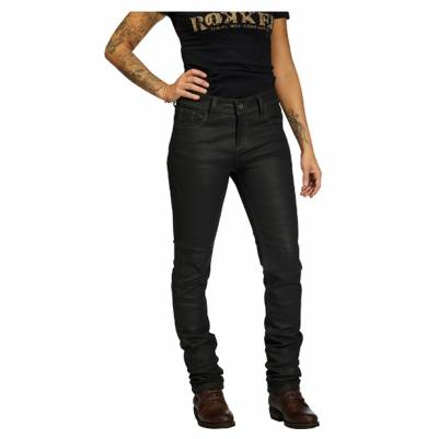 ROKKER Jeans Rokkertech Lady Black, L30