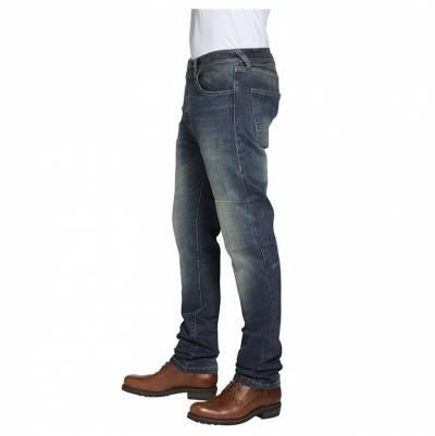 ROKKER Jeans Rokkertech Pant Straight L36, blau washed