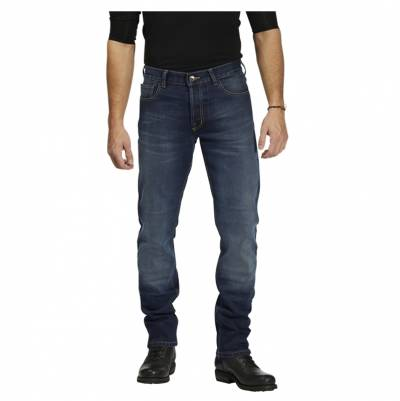 ROKKER Jeans Rokkertech Slim, L32, blau