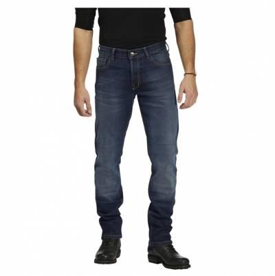 ROKKER Jeans Rokkertech Slim, L34, blau
