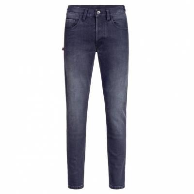 ROKKER Jeans Rokkertech Slim L34, dunkelblau