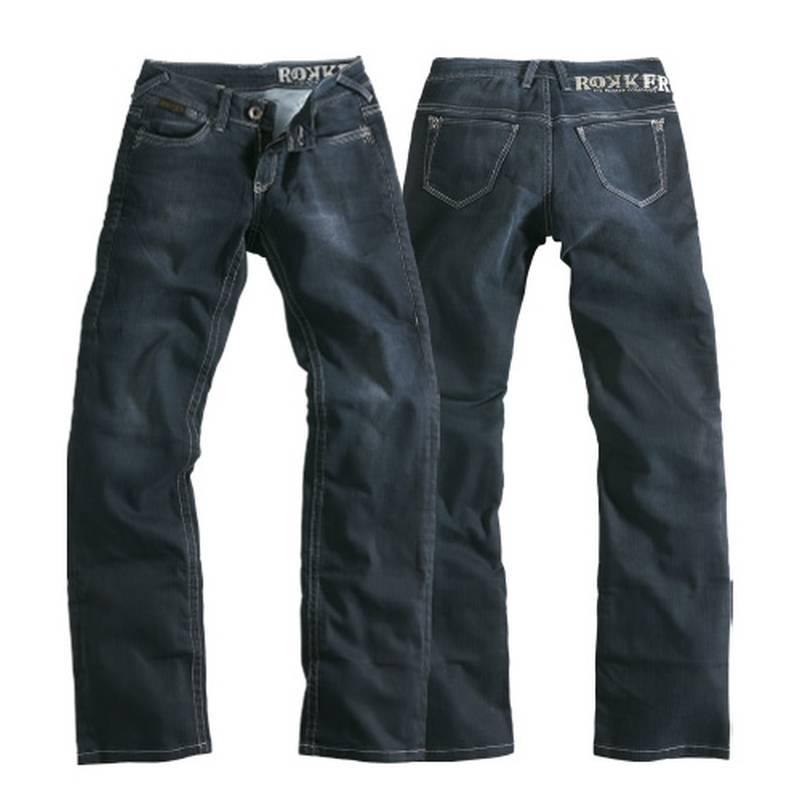ROKKER Jeans The black Lady, L32
