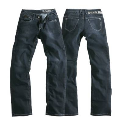 ROKKER Jeans The black Lady, L32