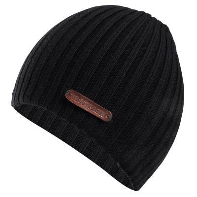 ROKKER Mütze Explorer Beanie, schwarz