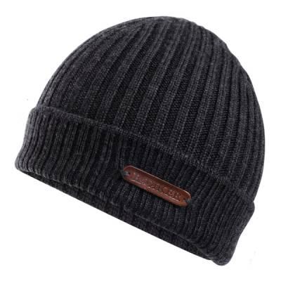 ROKKER Mütze Lumberjack Beanie, grau