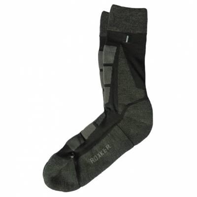 ROKKER Performance Socks, schwarz