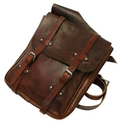 ROKKER Saddle Bag, braun