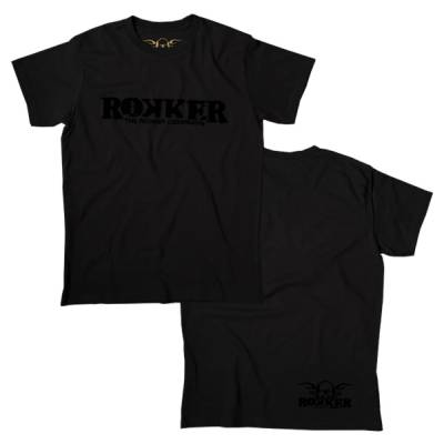 ROKKER T-Shirt Black Jack