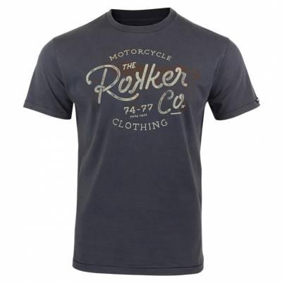 ROKKER T-Shirt Heritage, blau