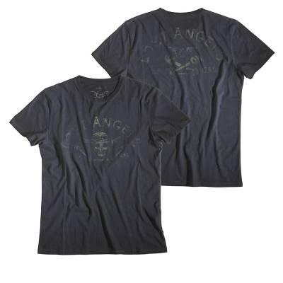ROKKER T-Shirt LA Lost Angels, dunkelblau