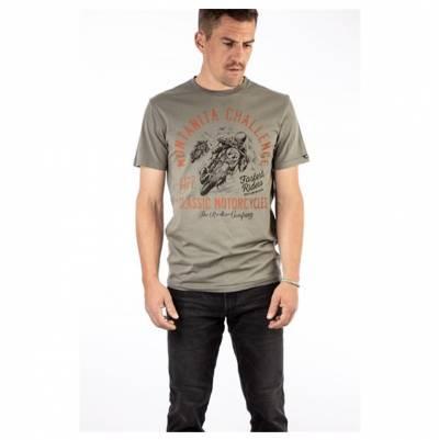 ROKKER T-Shirt Montanita Classic, dusty olive