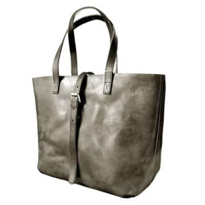 ROKKER Tasche Lady Bag, grau