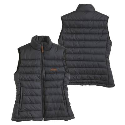 ROKKER Weste Insulation Vest Lady, schwarz
