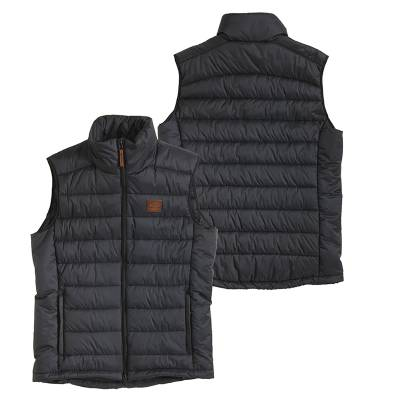 ROKKER Weste Insulation Vest Men, schwarz