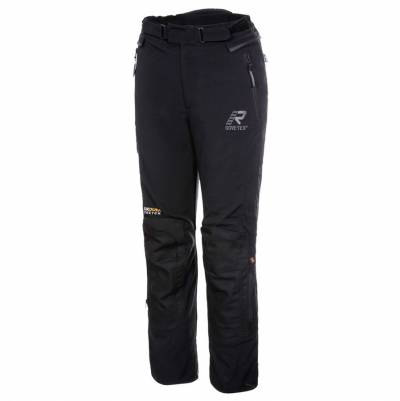 Rukka Damen Textilhose Elastina GTX, Kurzgrößen schwarz